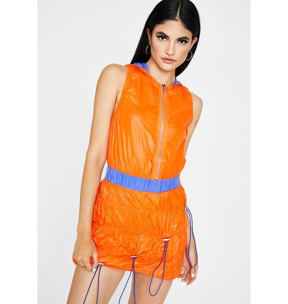 Rave Venture Mini Dress