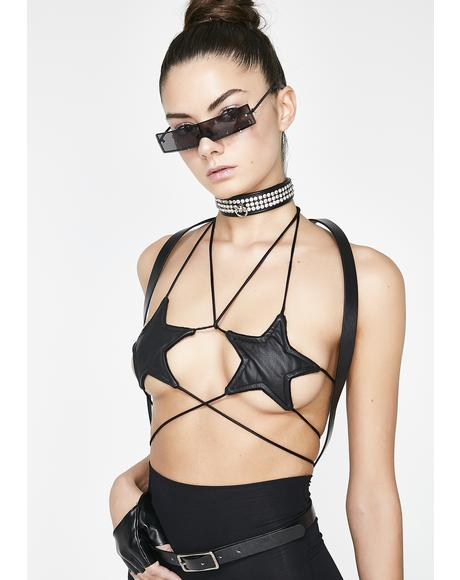 Freak In You Chain Body Strap