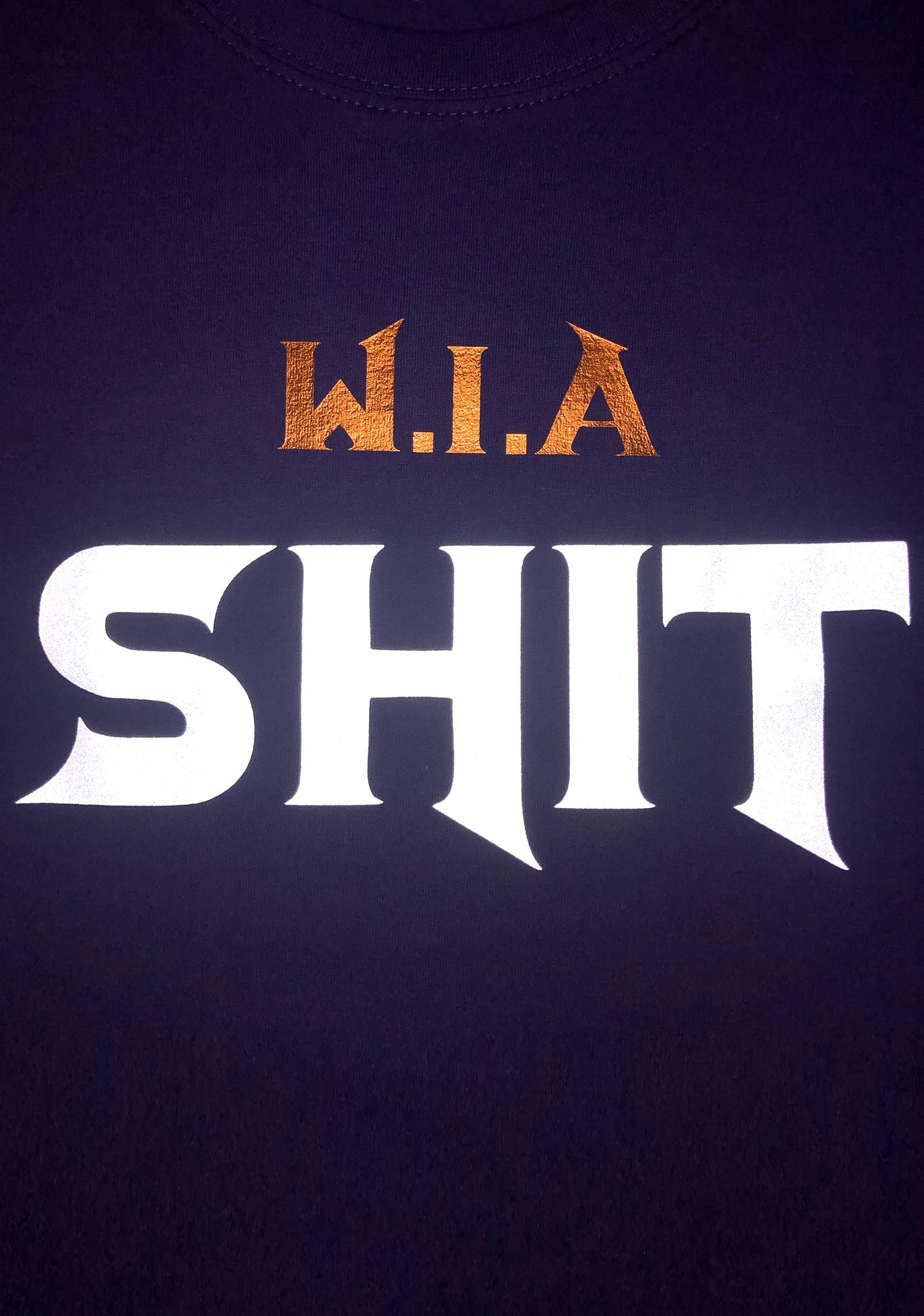 W.I.A Big Shit T-Shirt
