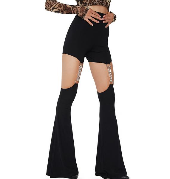 Poster Grl Upstart Chain Bell Bottoms