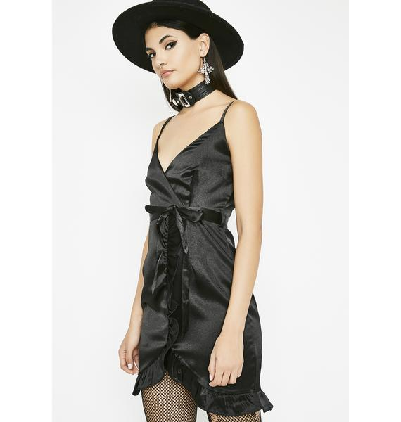 Coven Cutie Ruffled Dress