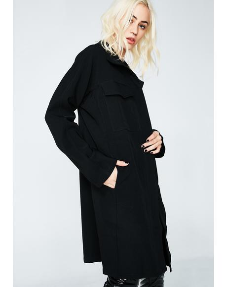 Little Black Coat