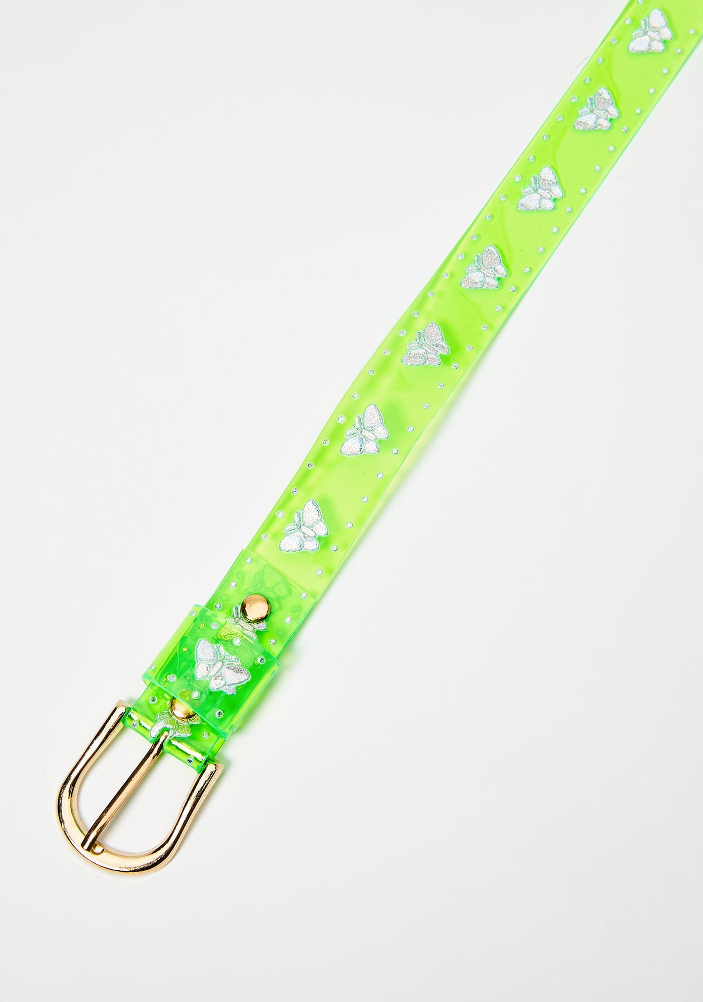 Flutterly Fabulous Waist Belt