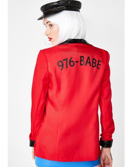 976-Babe Costume Set