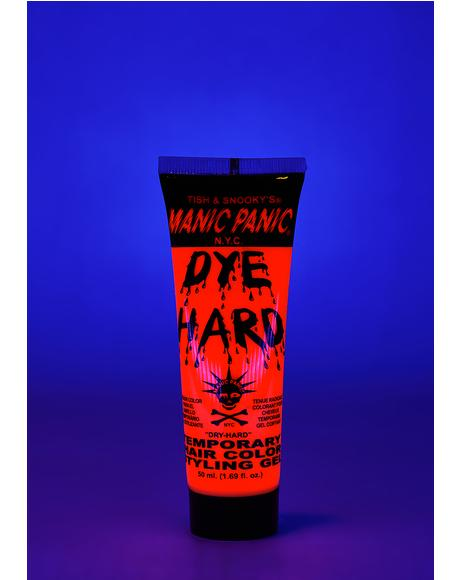 Electric Flamingo Dye Hard Styling Gel