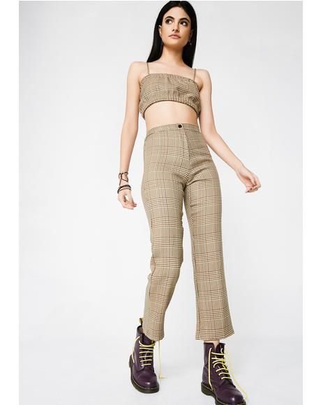 Sand Working Gal Pants