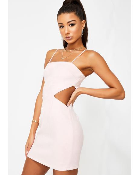 Steady As She Goes Mini Dress