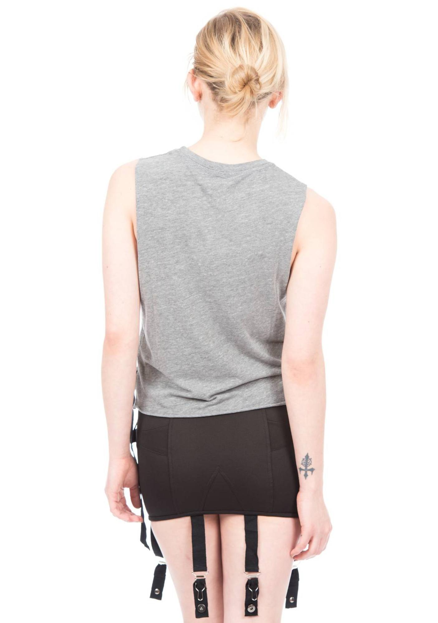 Chaser Slash Crop Tee