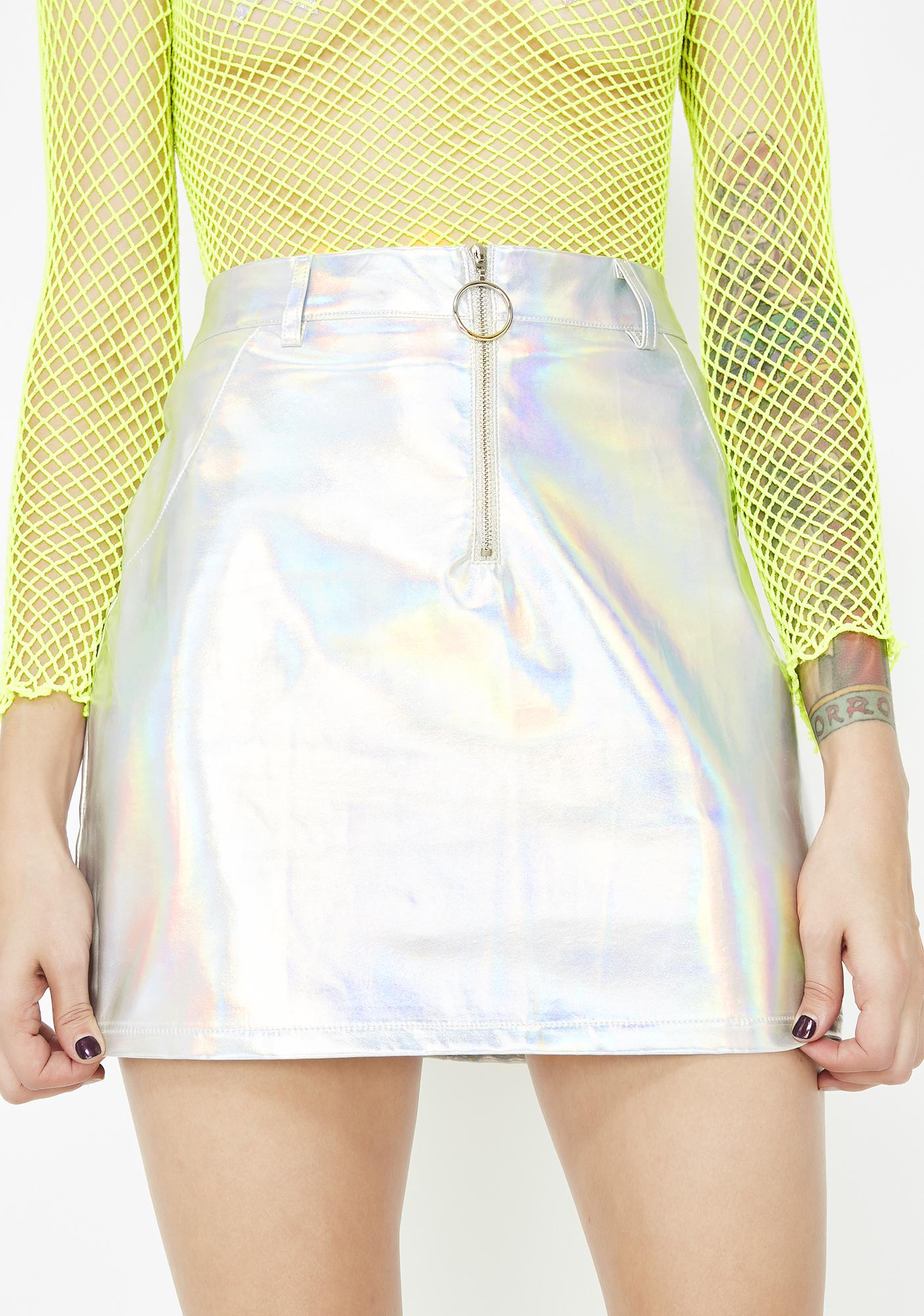 Rocket Science Mini Skirt