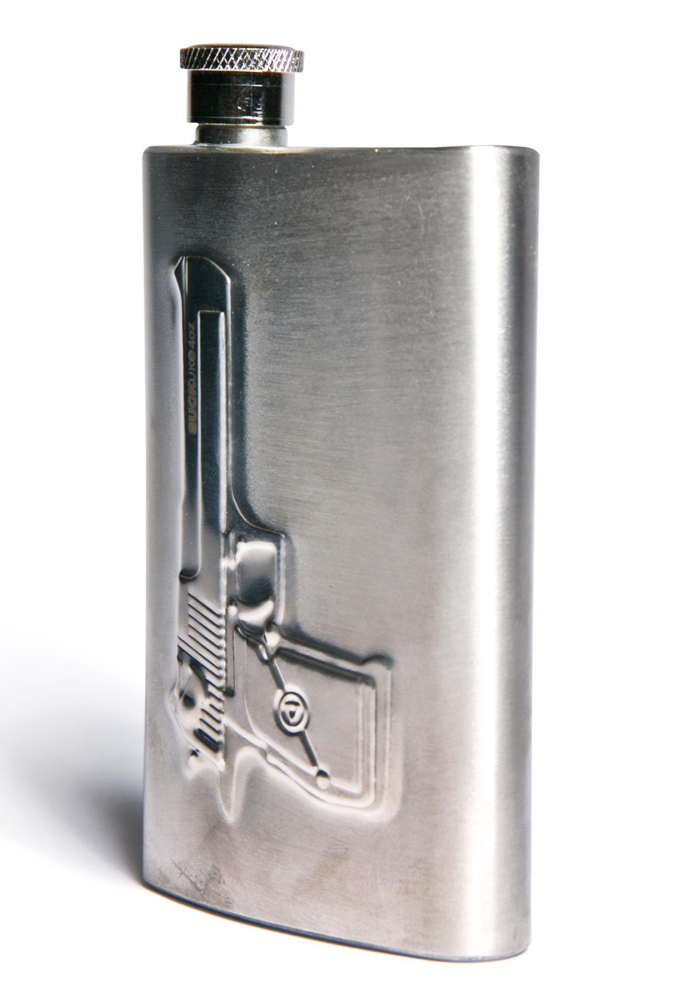Shot Gun Flask