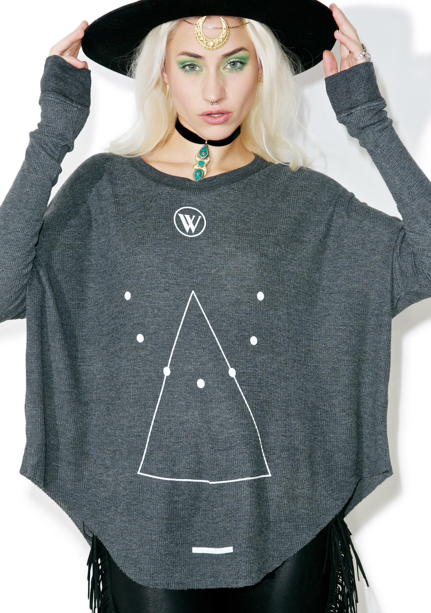Wildfox Couture Don't Tell Perry Thermal