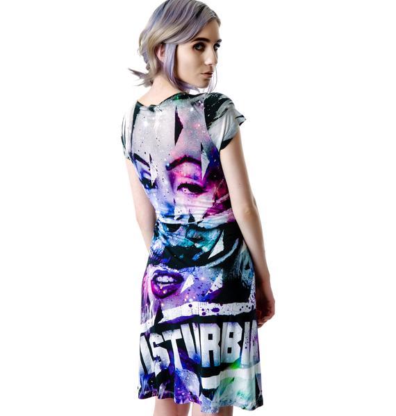 Disturbia Hollywood Babylon Dress
