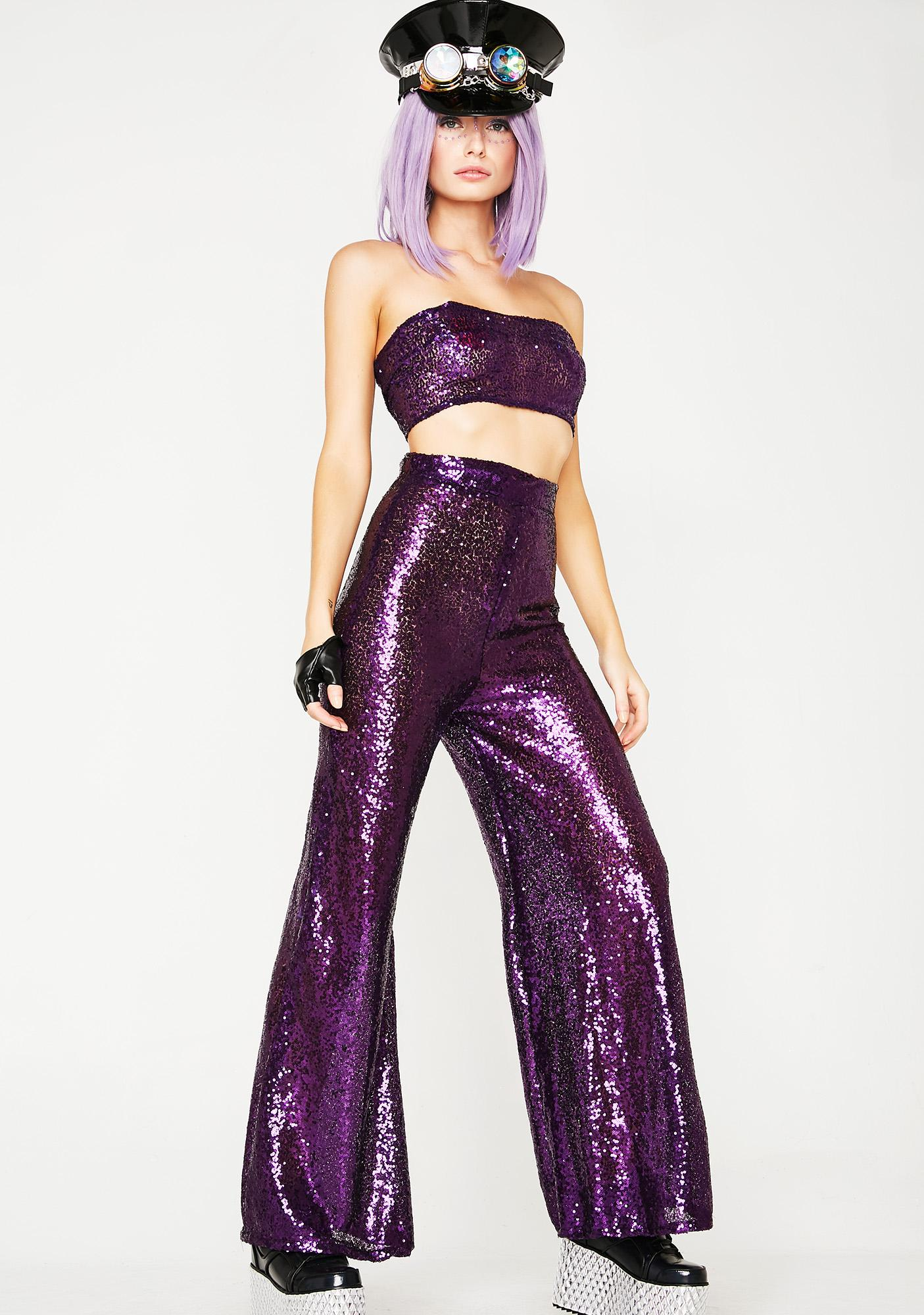 Isolated Heroes Sinner Sequin Co-Ord