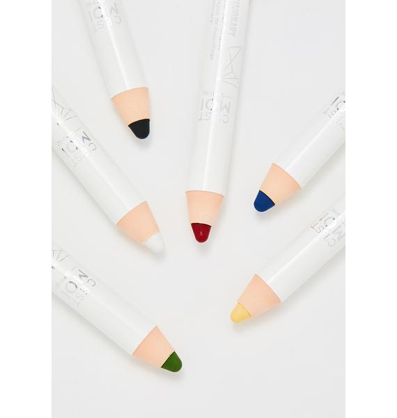 C'EST MOI BEAUTY Visionary Rainbow Makeup Crayon Set