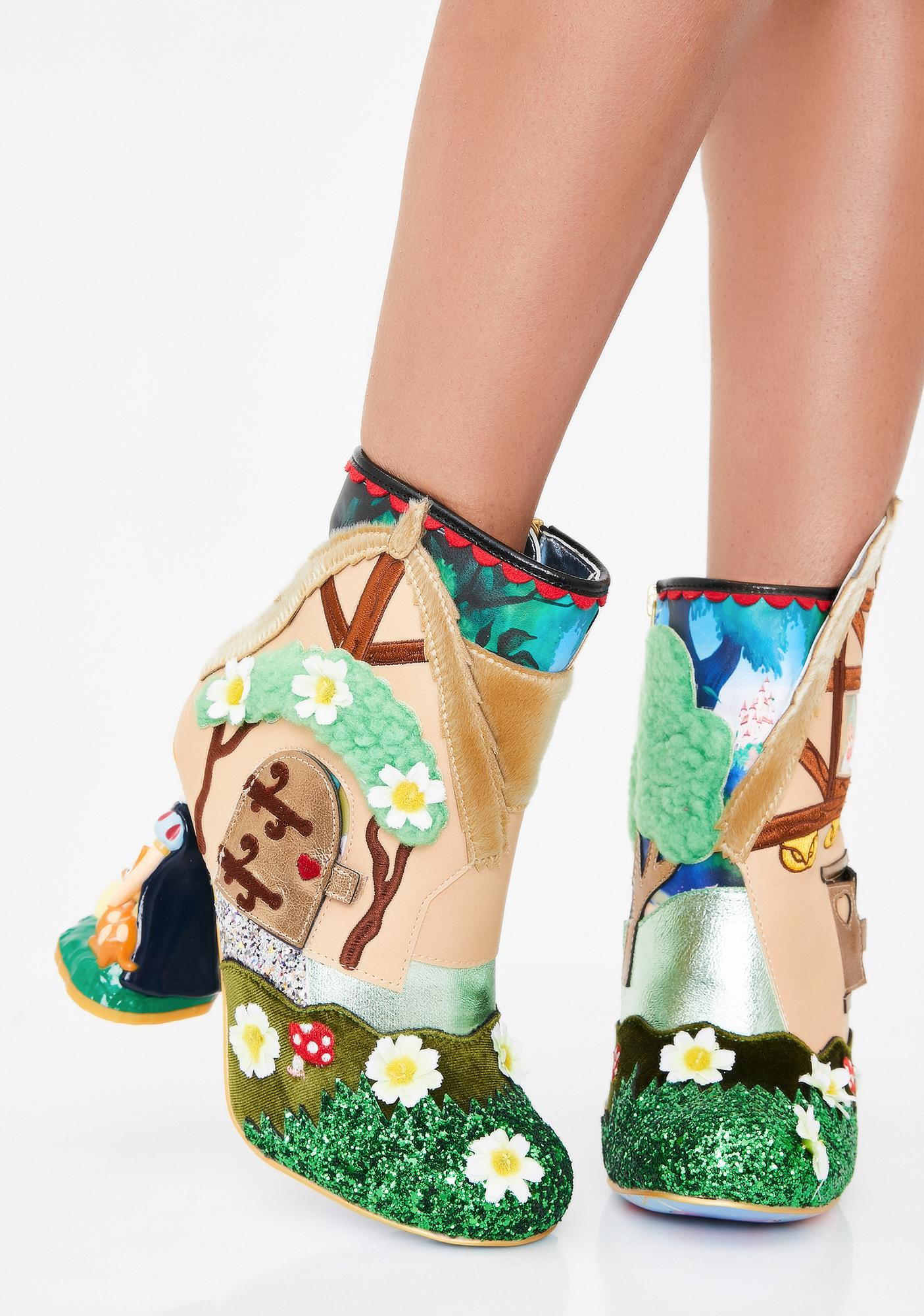 Irregular Choice Happily Ever After Boots