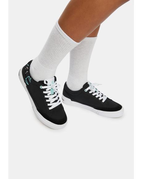 Black Bandit Sneakers