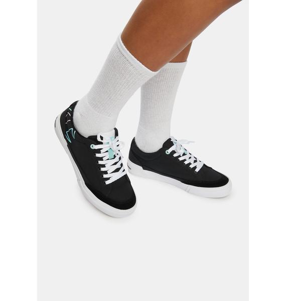 Champion Black Bandit Sneakers