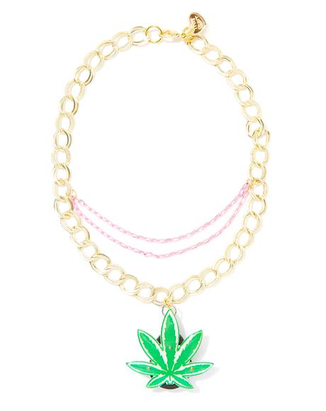 Light Up Bud Necklace