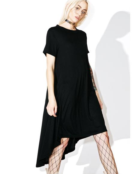 Harlow Hi-Lo Dress
