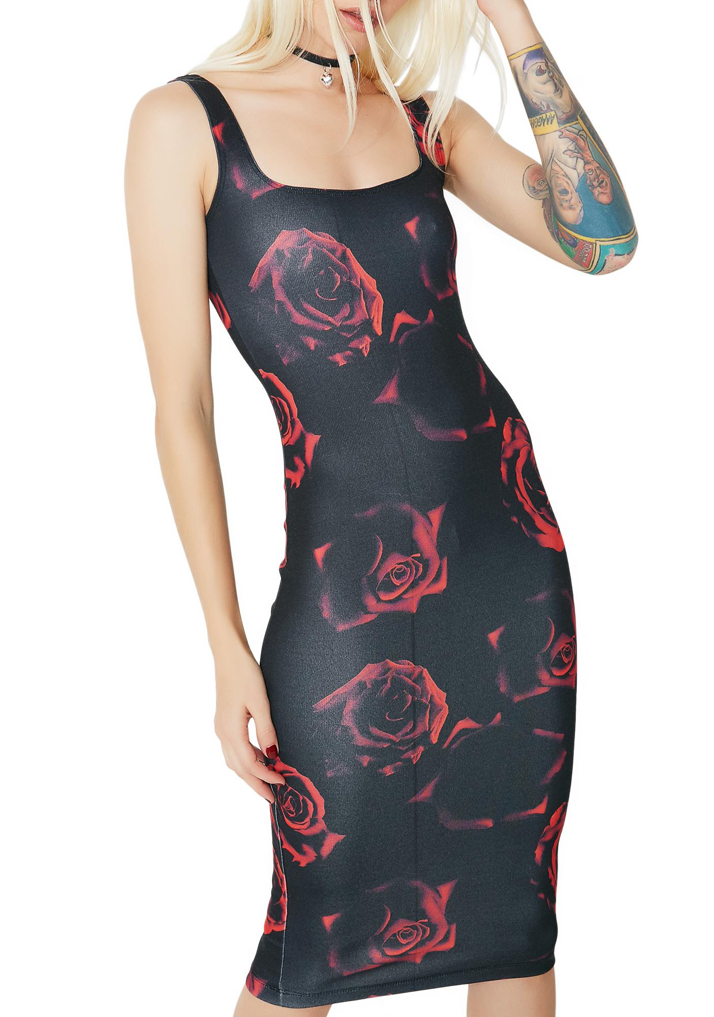 Kiki Riki Pick Me Bodycon Dress