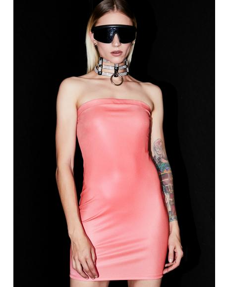 Fire Power Surge Reflective Dress