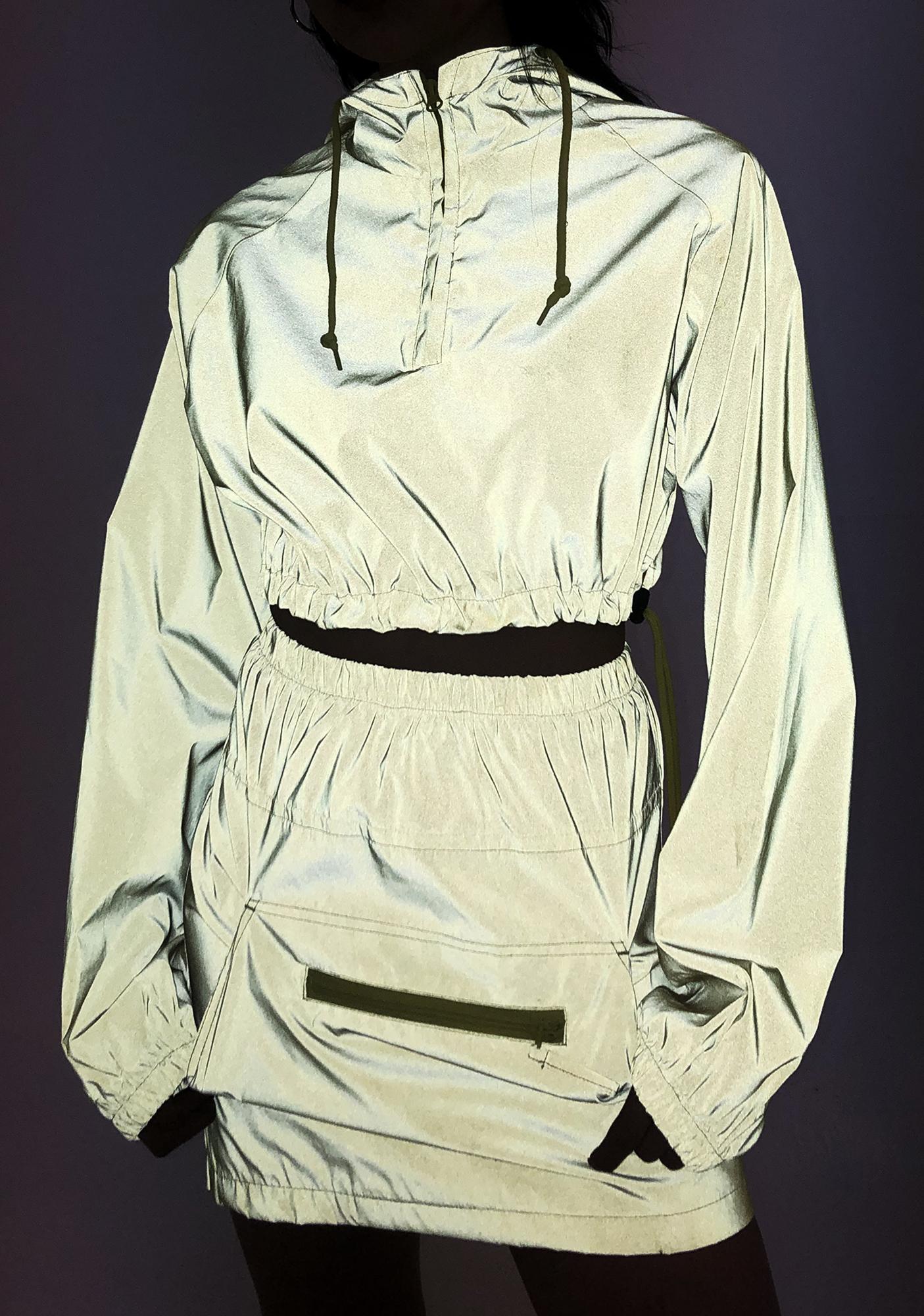 Rojas Reflective Anorak Jacket