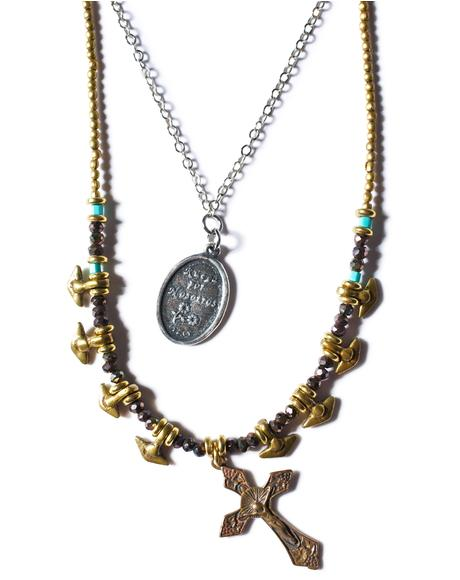 The Magena Necklace