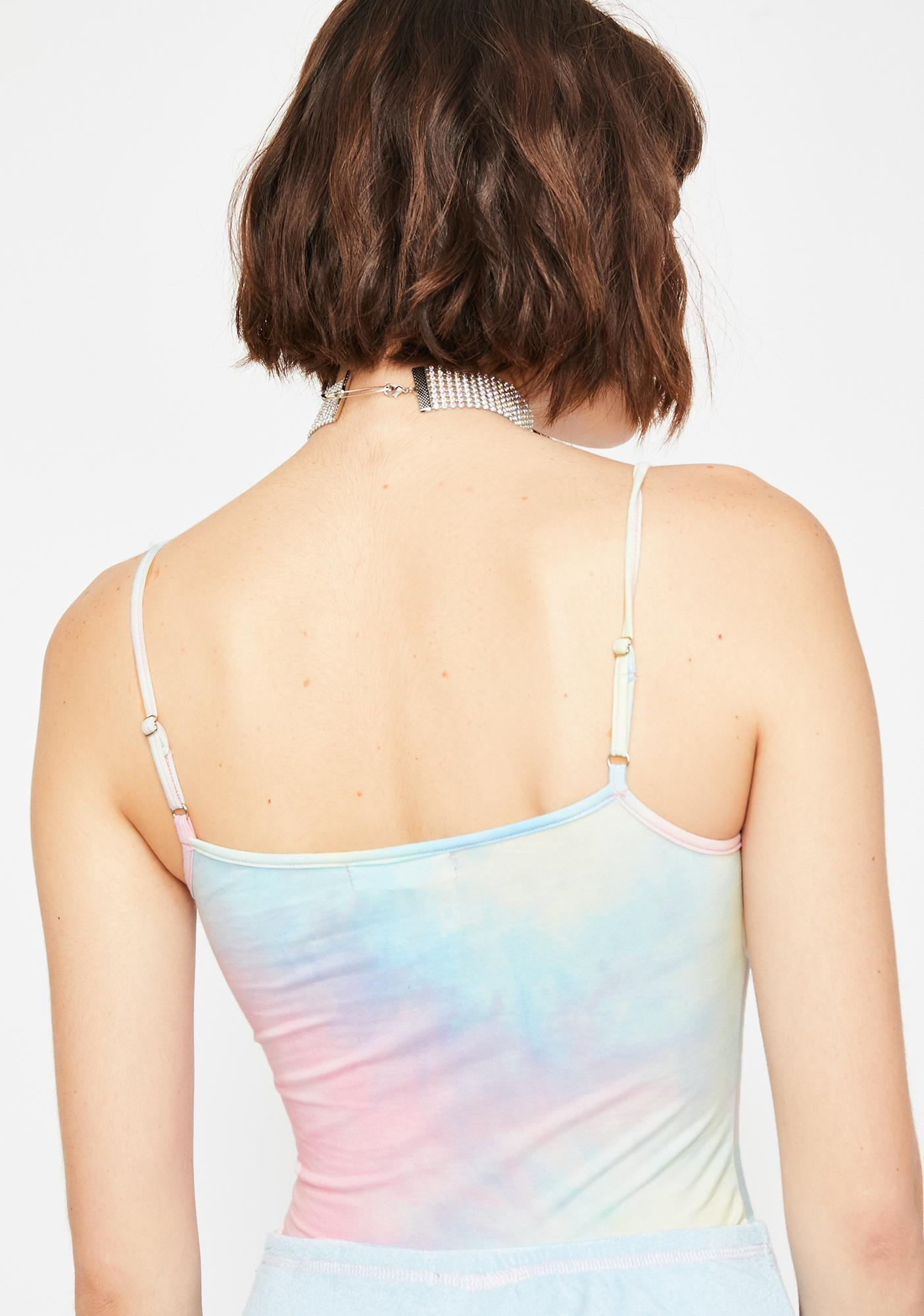 Gelato Dreams Tie Dye Bodysuit