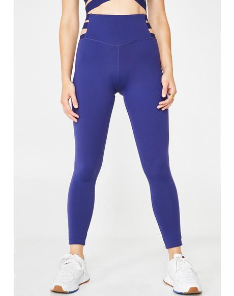Grape Real Ryder Sport Leggings