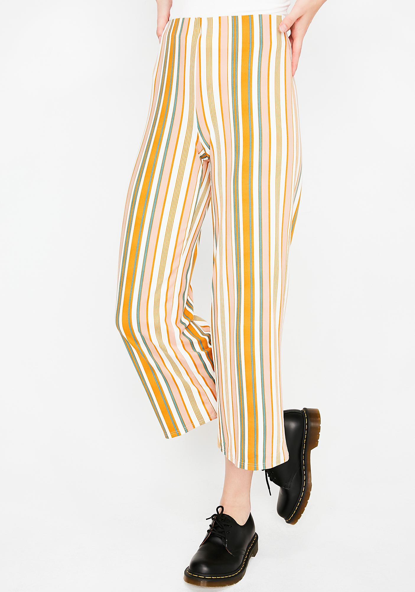 Forever Young Stripe Pants