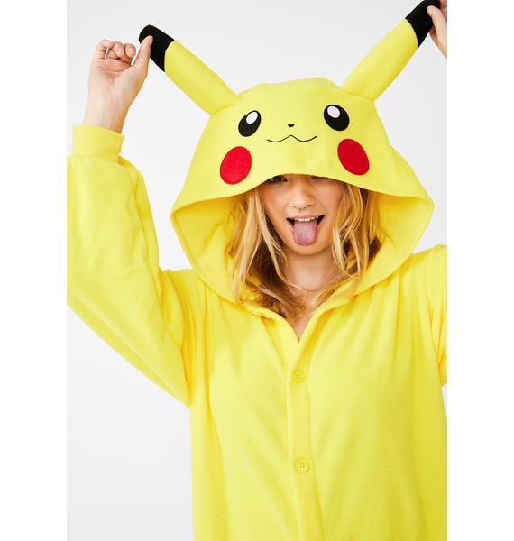 Sazac Pikachu Onesie