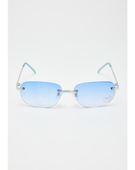 Easy Lovin' Square Sunglasses