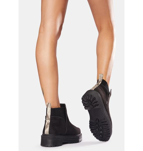 Toxic Energy Ankle Boots