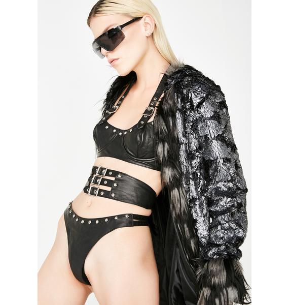 Nocturnal Mami Buckle Set