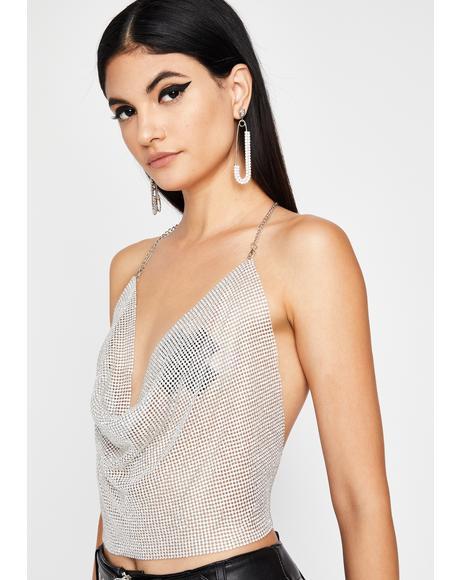 Sin City Secrets Chainmail Top