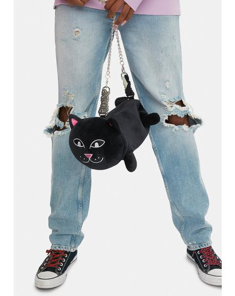 Jerm Whole Gang Plush Carrying Bag