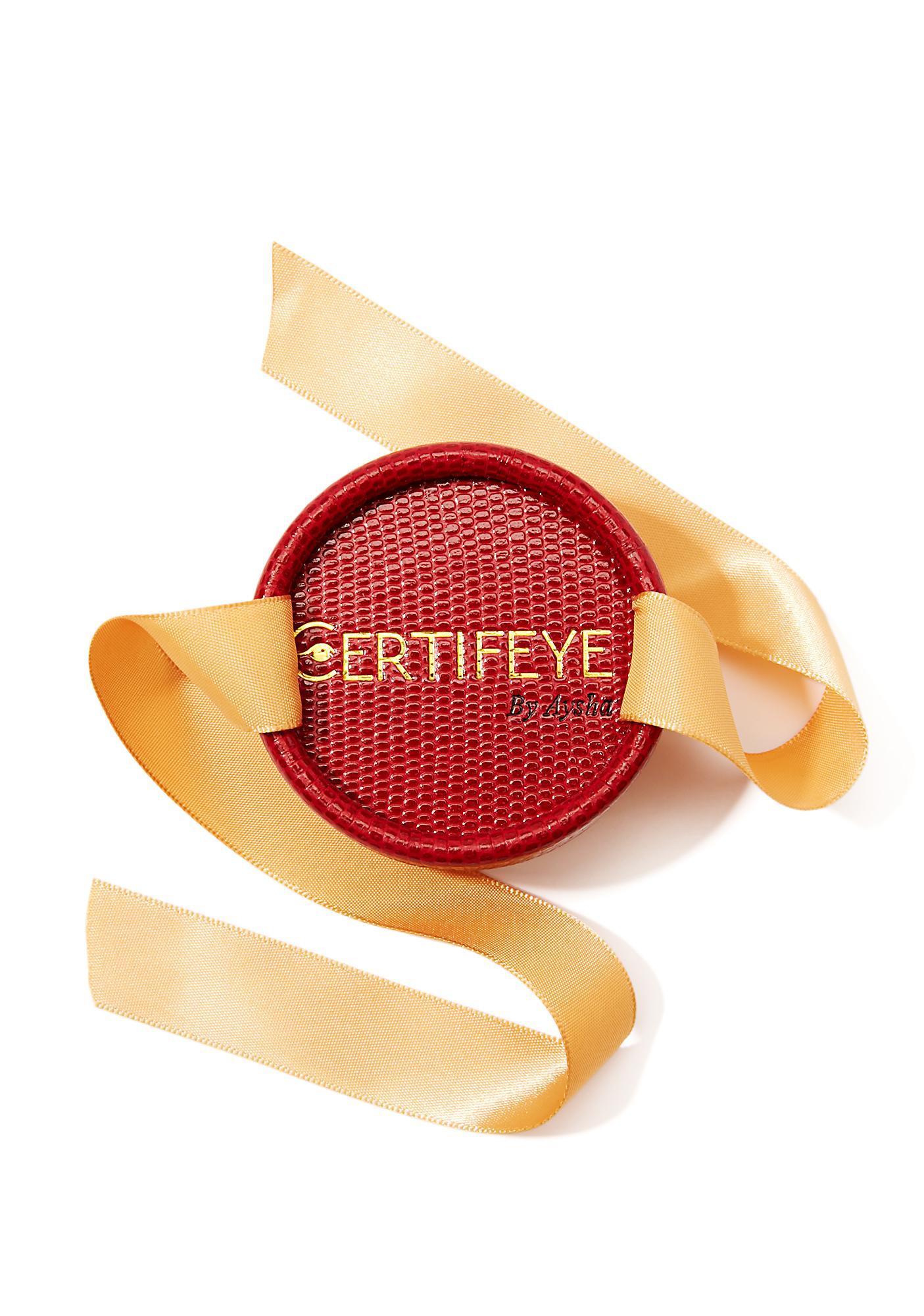 Certifeye Dreamy 3D Faux Mink Lashes