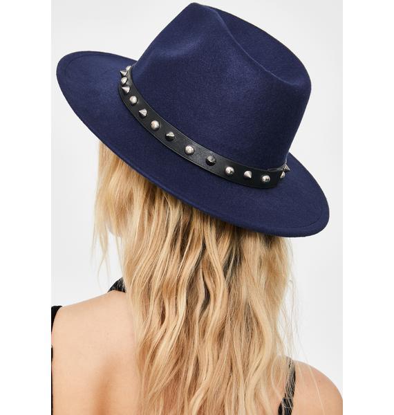 Deeply Dangerous Wide Brim Hat