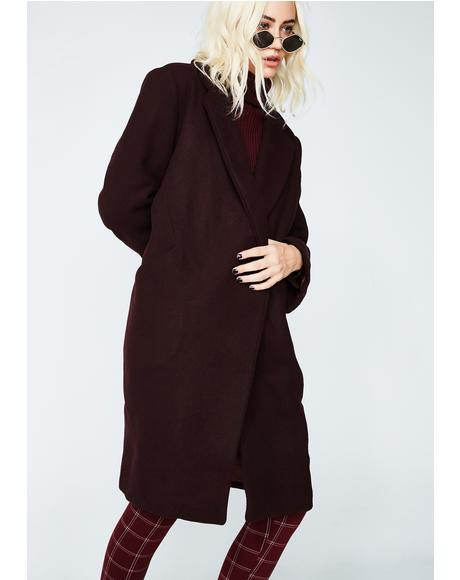 Chill Thrills Coat