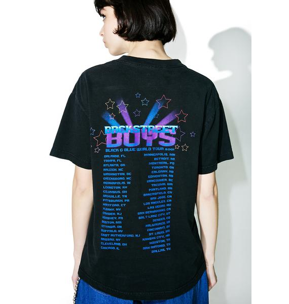 Vintage Backstreet Boys '01 Tour Tee