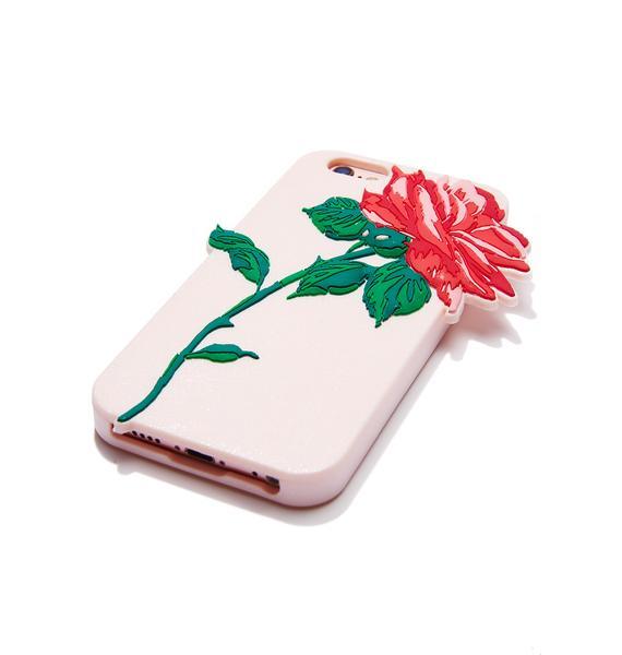 Wild Thornz iPhone Case