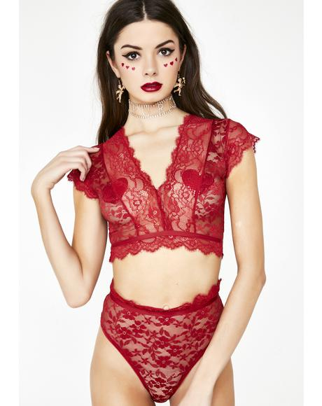 Forever Mine Lace Set