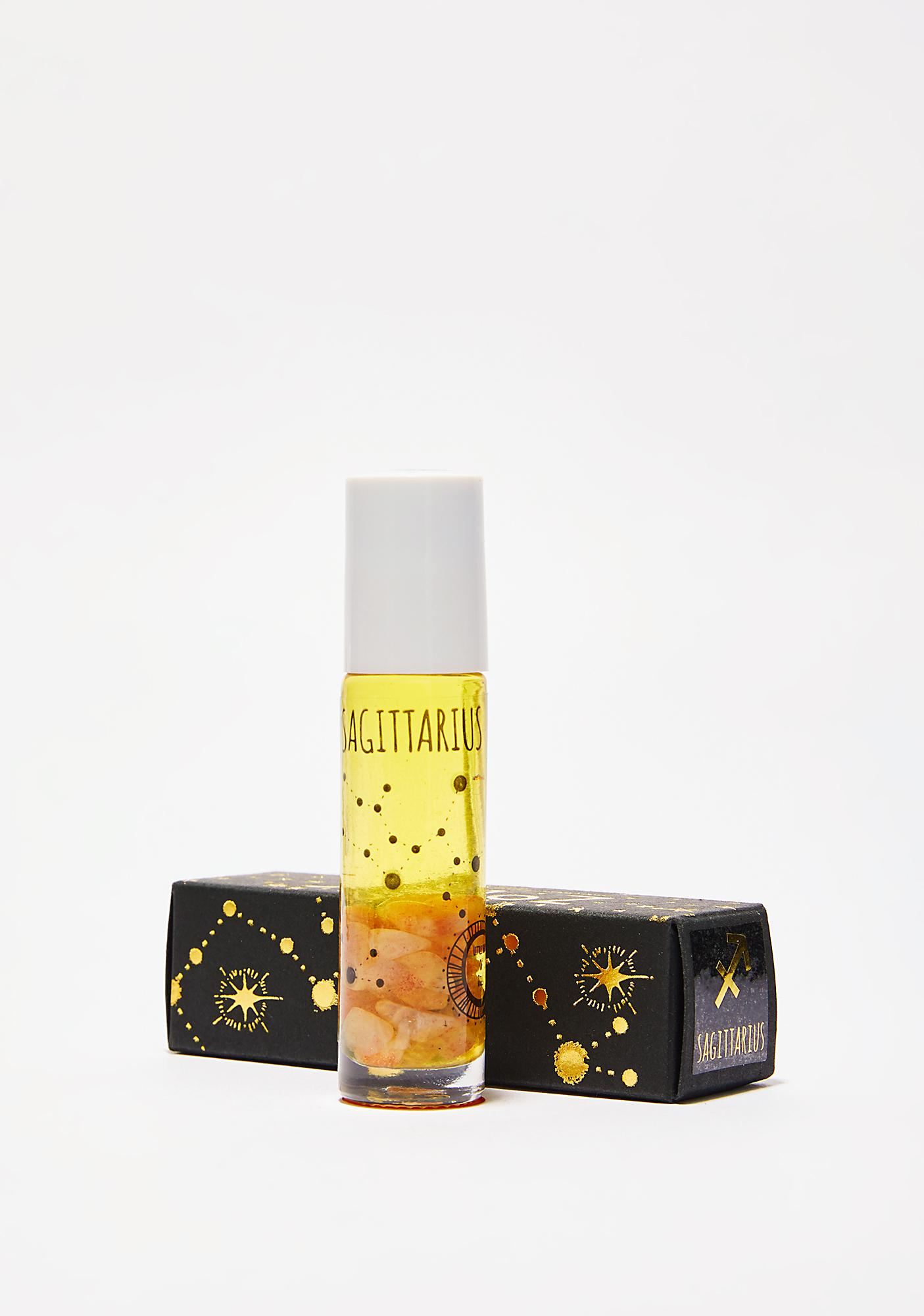 Little Shop of Oils Sagittarius Oil Perfume Roller