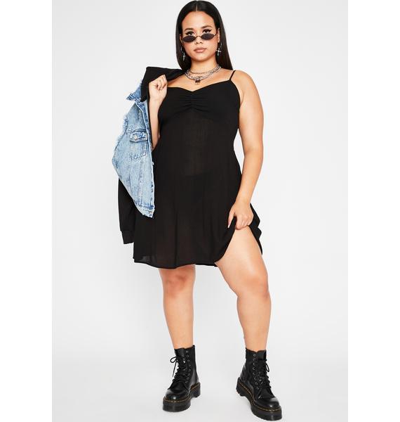 Let's Get Wild Mini Dress