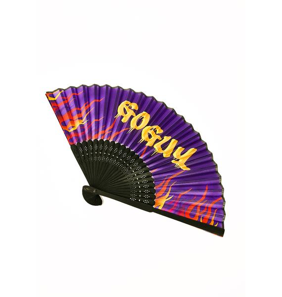 GoGuy Heat Spray Fan