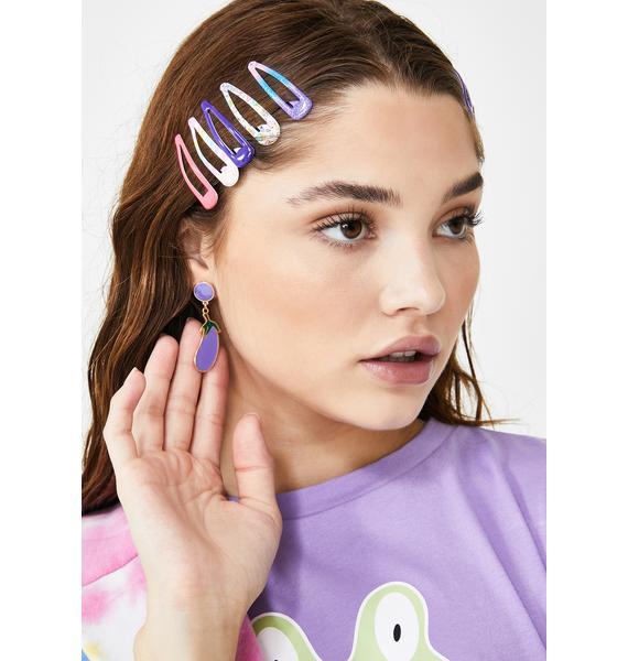 Big Plant Energy Drop Earrings