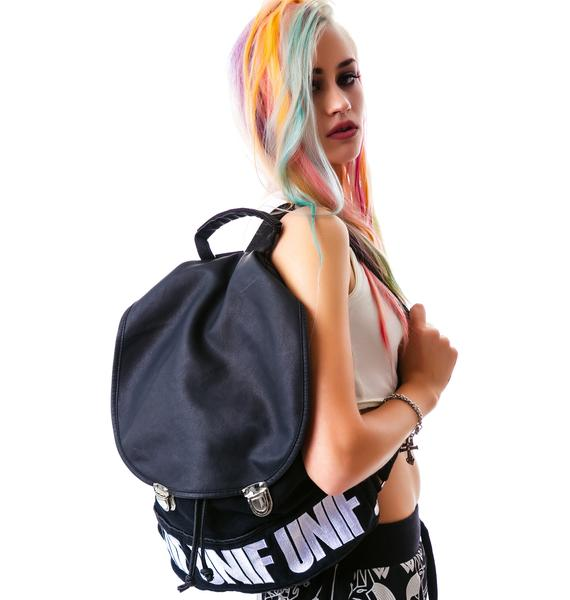 UNIF Logo Backpack