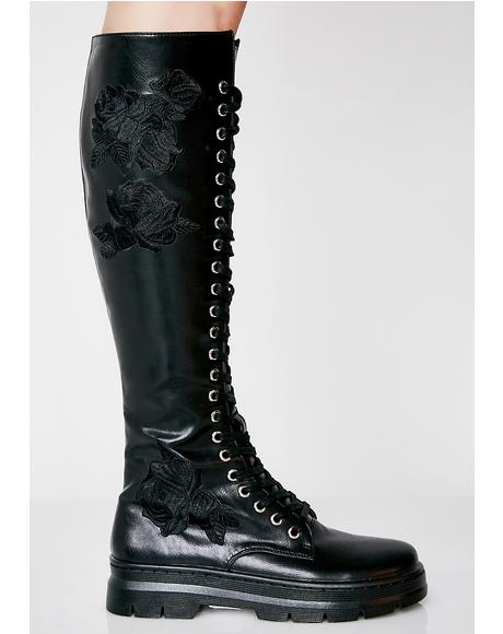 Tainted Love Boots
