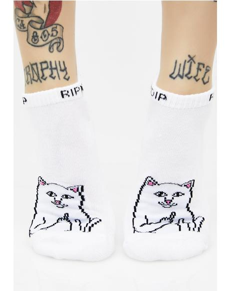 Lord Nermal Ankle Socks