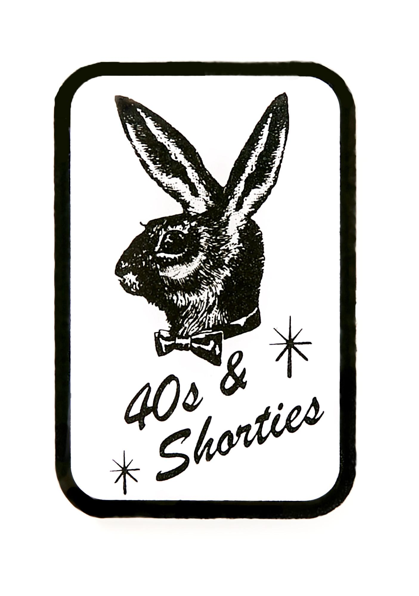 40s & Shorties Players Ball Pin